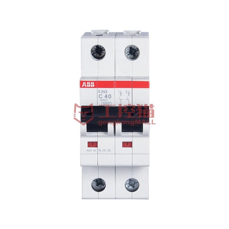 ABB-S202-C10-S200 微型斷路器