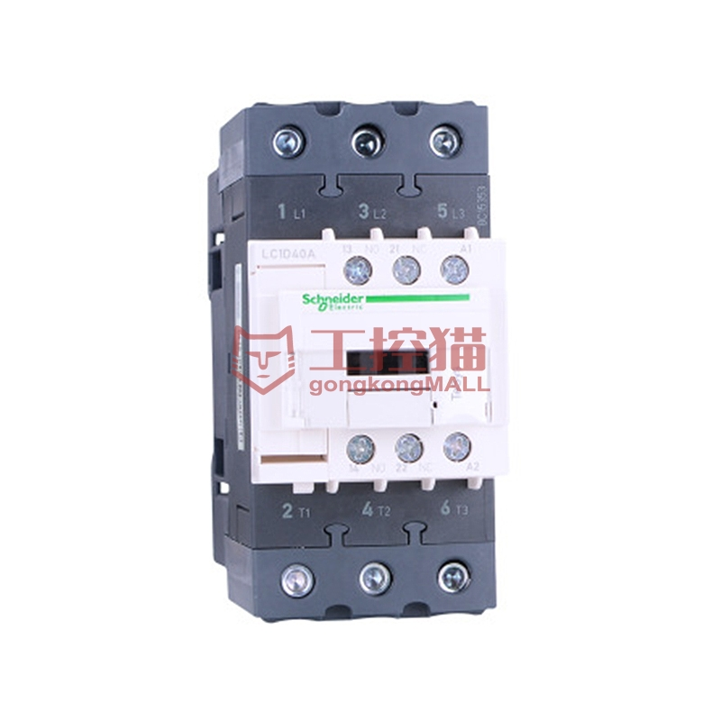 施耐德-LC1-D40AM7C-国产LC1D Everlink交流接触器