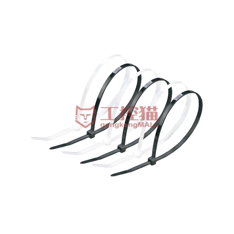 长虹塑料-ZD-SLT-7.6×750-自锁式尼龙扎带A级(100根/包)
