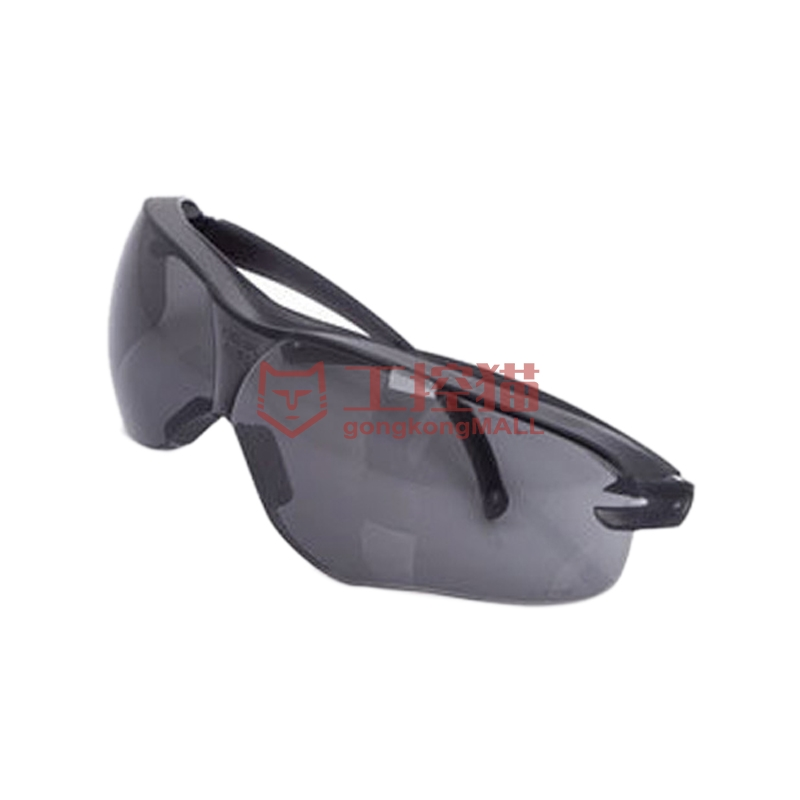 3M-10435-10435中国轻便型防护眼镜-灰色镜片防雾